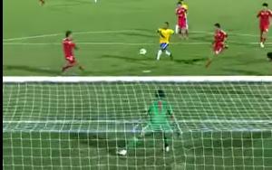 Brazilië - China eindigde in 2012 nog in 8-0