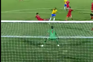 Brazilië - China in 2012: 8-0