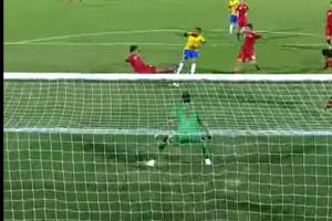 Brazilië - China in 2012: 8-0